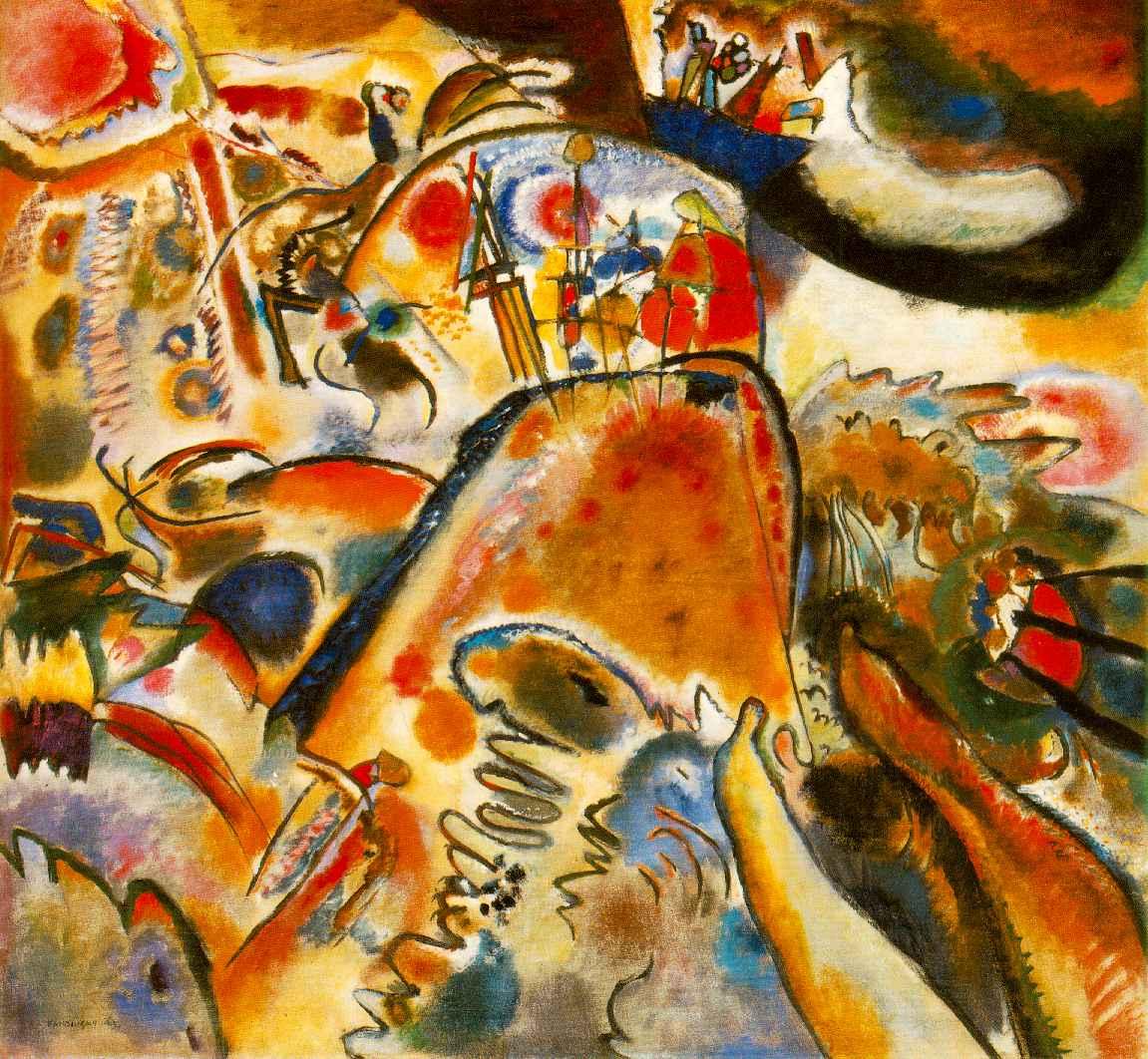 Expoziție Kandinsky la New York Neue Galerie (foto 2)