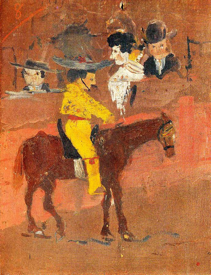7 ранних картин знаменитых художников (фото 2)