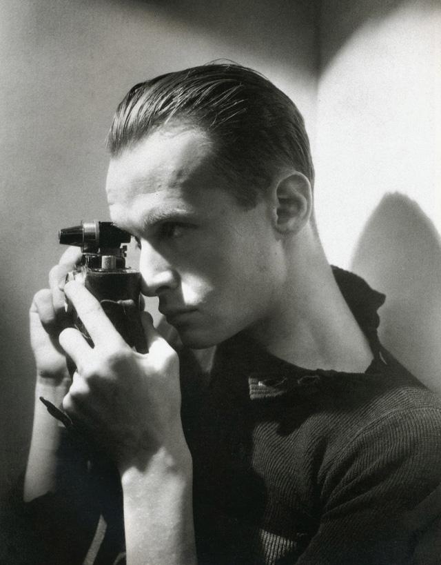 Георгий Гойнинген-Гюне. Портрет Анри-Картье Брессона, Нью-Йорк, 1935