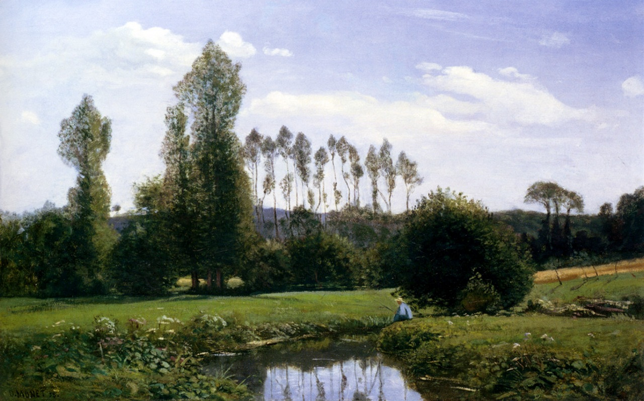 7 ранних картин знаменитых художников (фото 1)