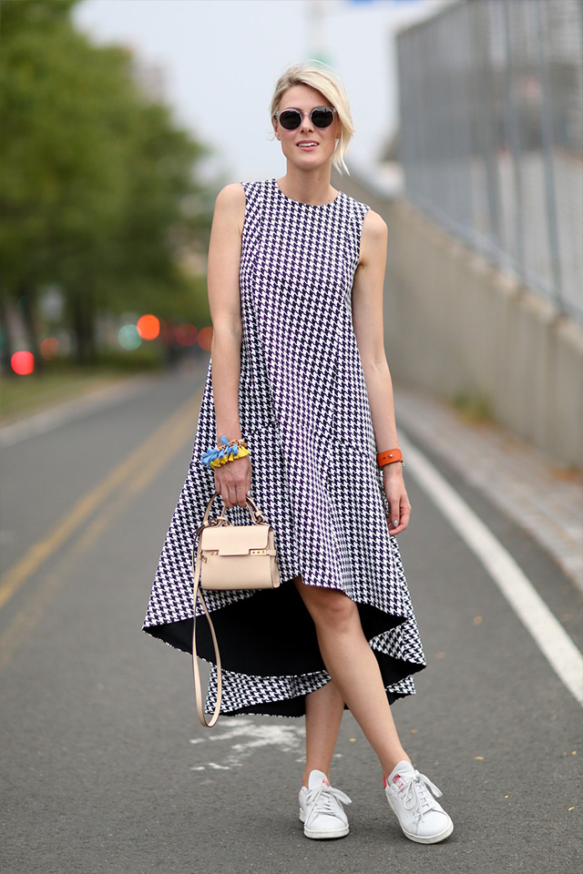Fashion Week di New York / S 2015 S: street style.  Parte III (foto 1)