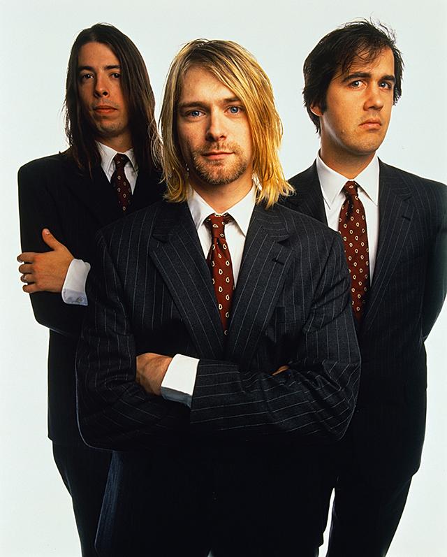 Nirvana будет включена в Зал славы рок-н-ролла (фото 1)