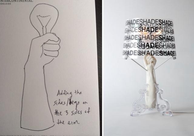 Фаррелл Уильямс придумал дизайн лампы для Kartell (фото 1)