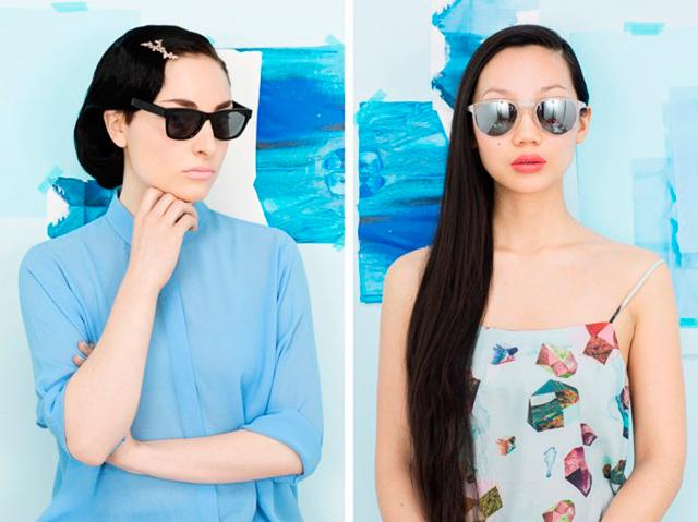 Коллекция солнцезащитных очков от Sunpocket и & Other Stories (фото 1)
