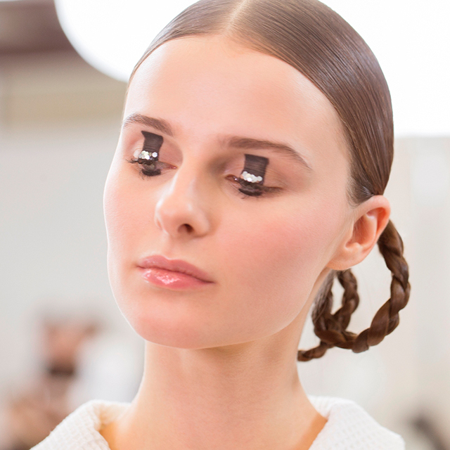 Beauty is in the details: make a show Dior pre-fall 2015 (photo 3)