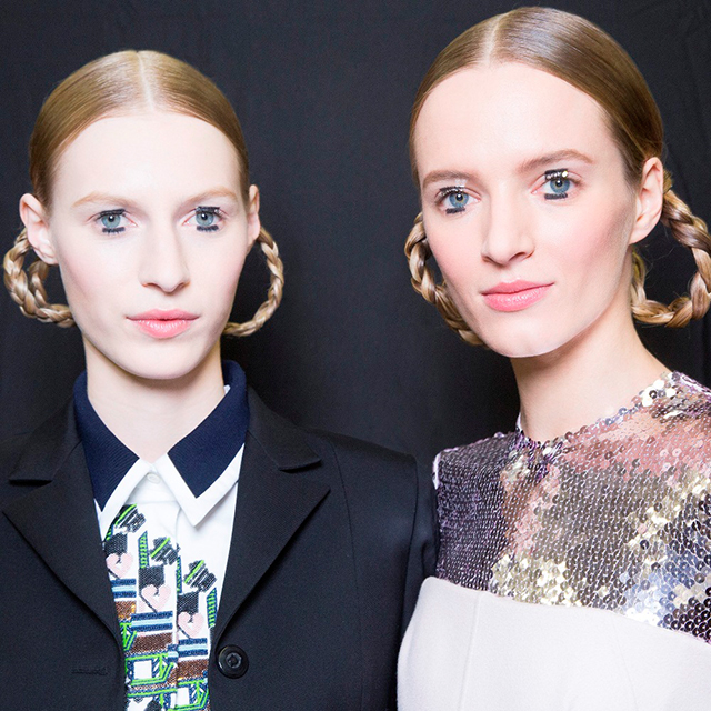 Beauty is in the details: make a show Dior pre-fall 2015 (photo 2)