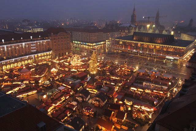 Топ-5 рождественских ярмарок Европы (фото 1)