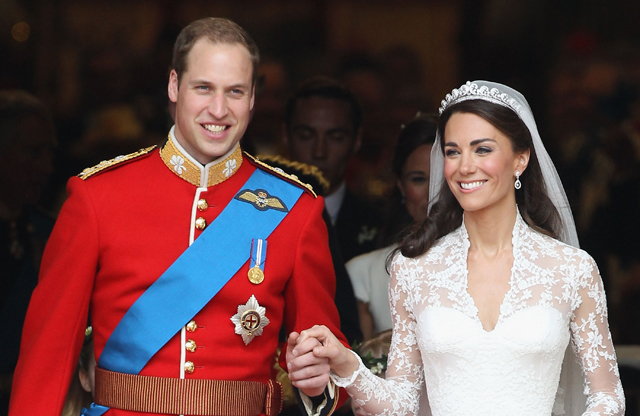 Prince William, Duke of Cambridge and Catherine, Duchess of Cambridge, 2011
