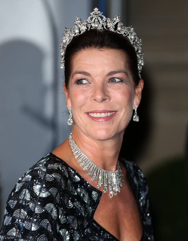 Princess Caroline of Hannover, 2012