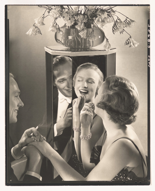Эдварт Штайхен, Advertisement for Coty Lipstick, 1935