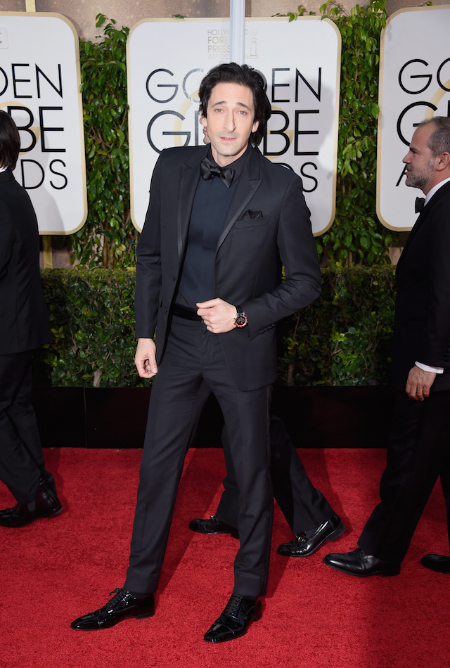 """Golden Globe Awards - 2015"": red carpet (15 foto)"