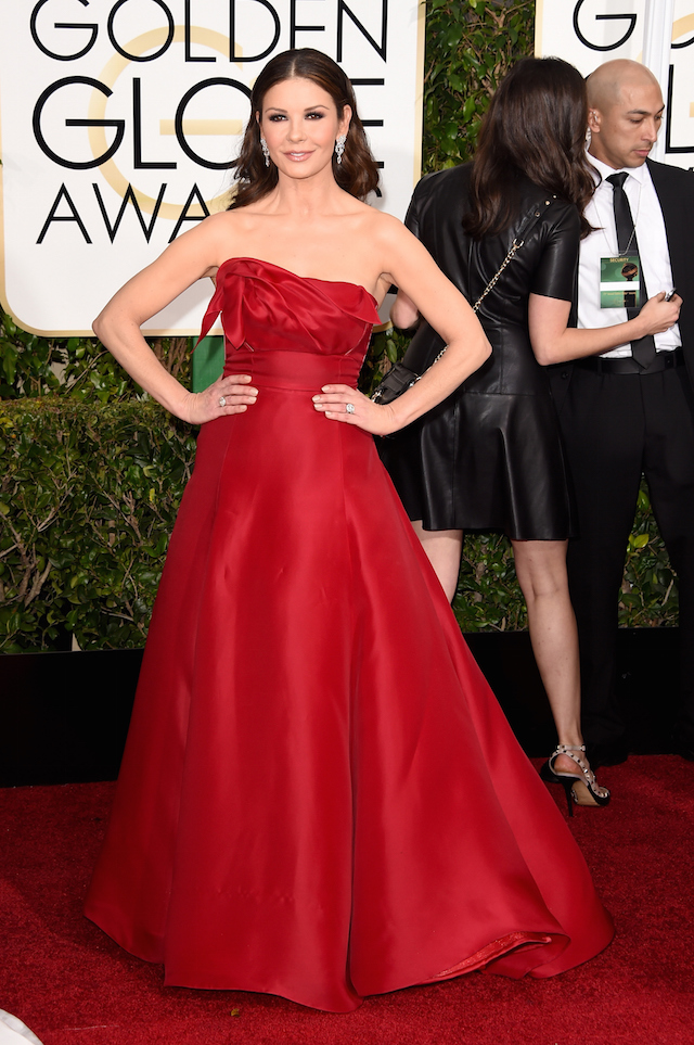 """Golden Globe Awards - 2015"": red carpet (17 foto)"