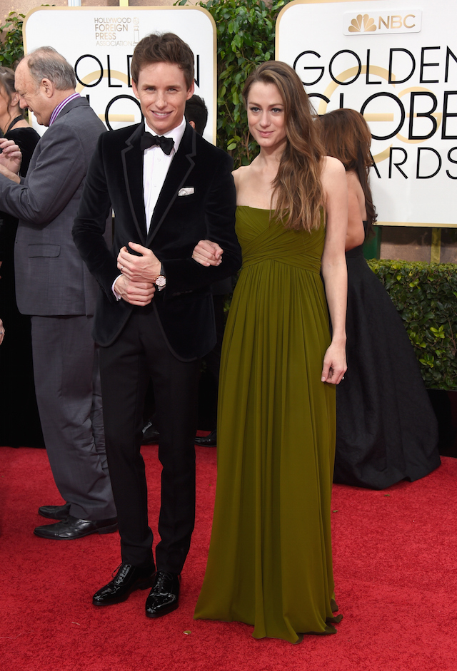 """Golden Globe Awards - 2015"": tappeto rosso (foto 9)"