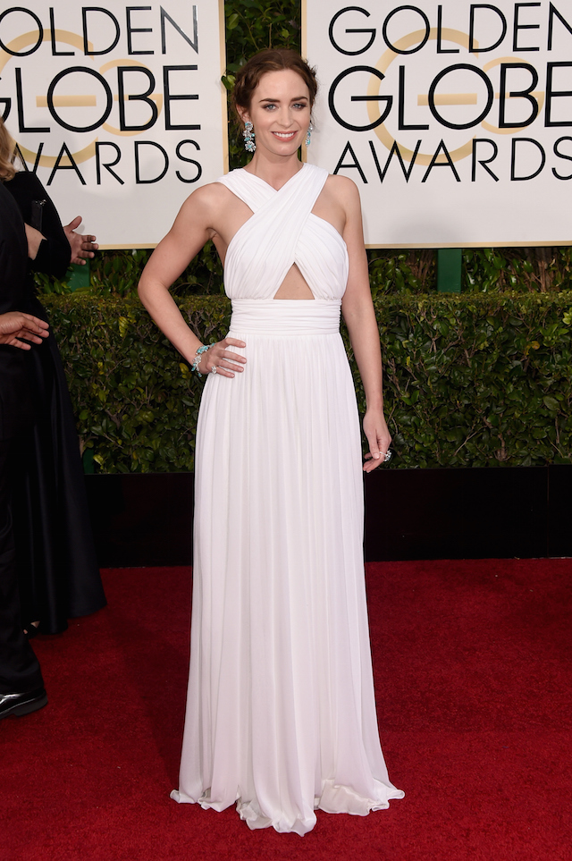 """Golden Globe Awards - 2015"": red carpet (32 foto)"