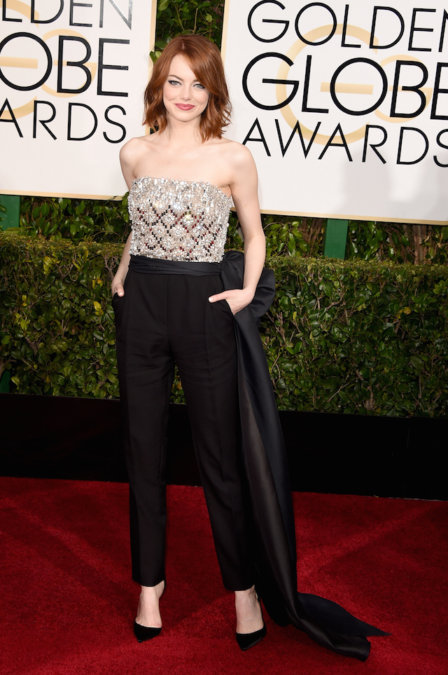 """Golden Globe Awards - 2015"": tappeto rosso (foto 8)"