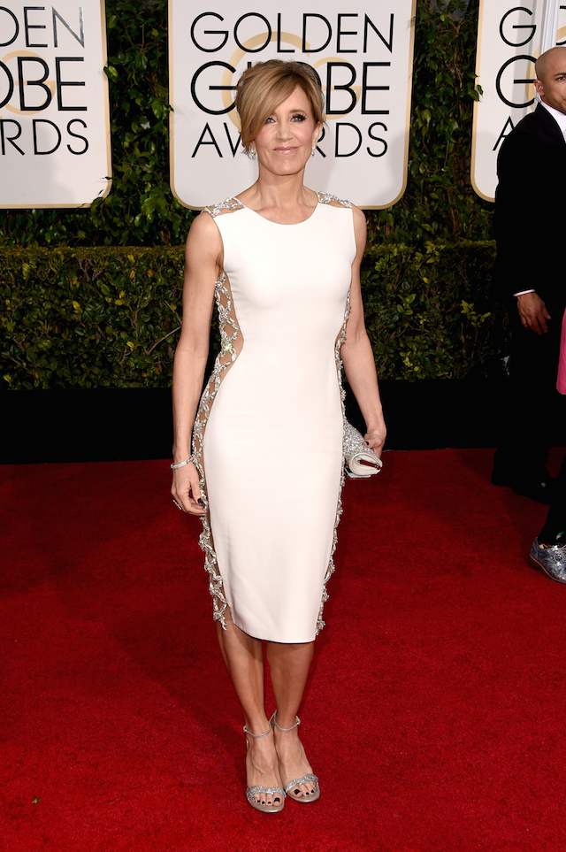 """Golden Globe Awards - 2015"": red carpet (31 foto)"