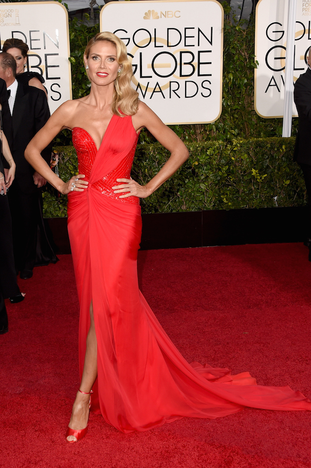 """Golden Globe Awards - 2015"": red carpet (28 foto)"