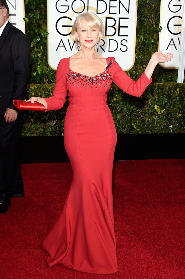 """Golden Globe Awards - 2015"": red carpet (19 foto)"