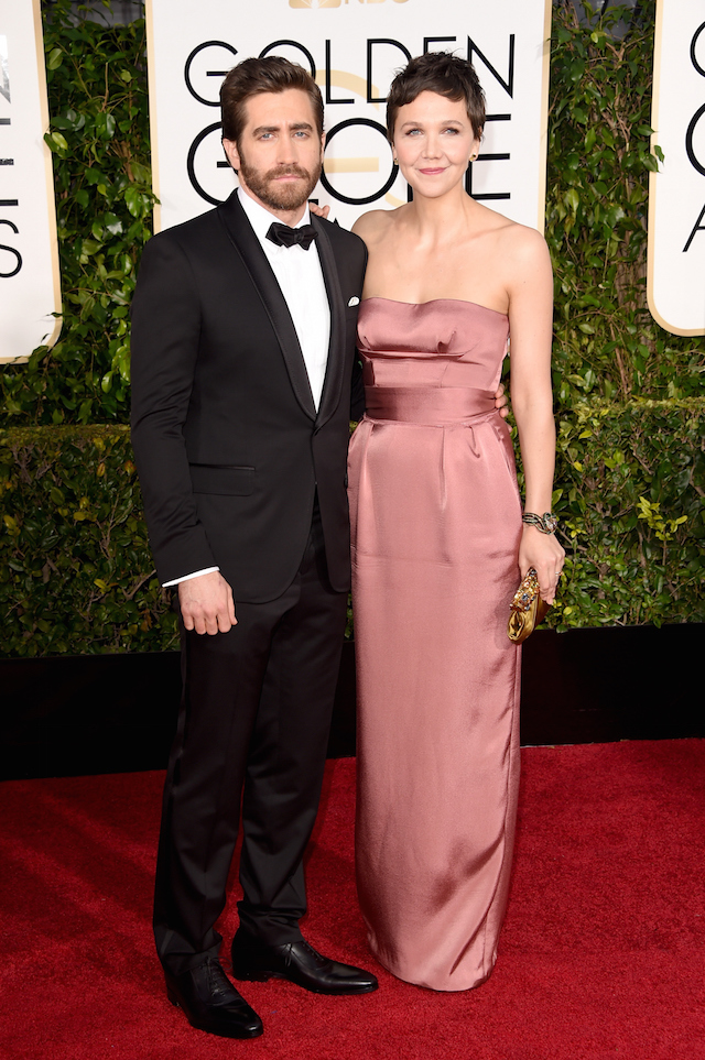 """Golden Globe Awards - 2015"": red carpet (27 foto)"