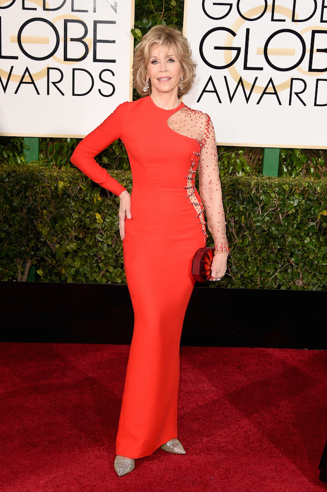 """Golden Globe Awards - 2015"": red carpet (23 foto)"