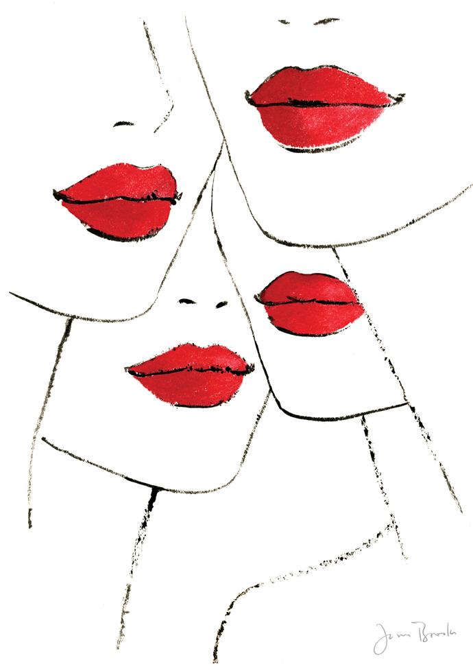 brook lips