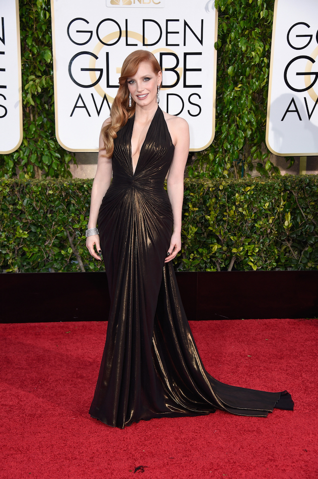 """Golden Globe Awards - 2015"": tappeto rosso (foto 7)"
