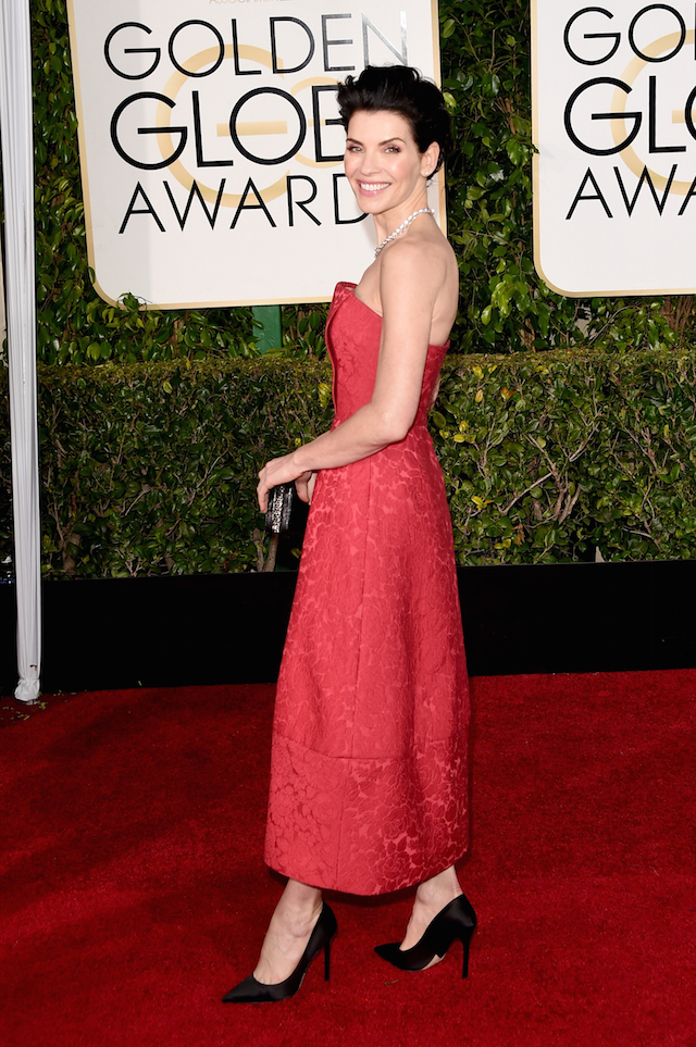 """Golden Globe Awards - 2015"": red carpet (25 foto)"