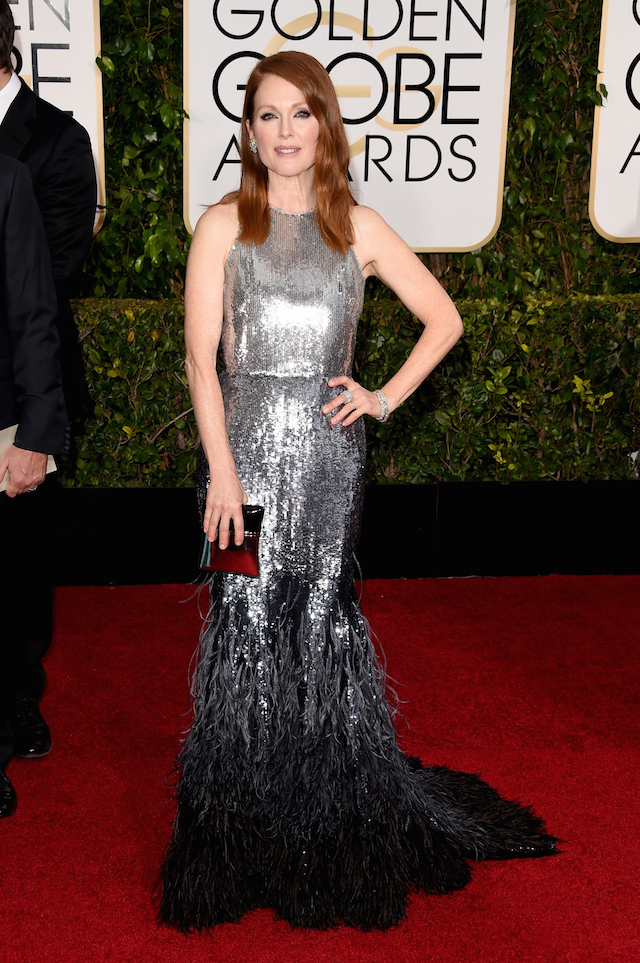 """Golden Globe Awards - 2015"": tappeto rosso (foto 4)"