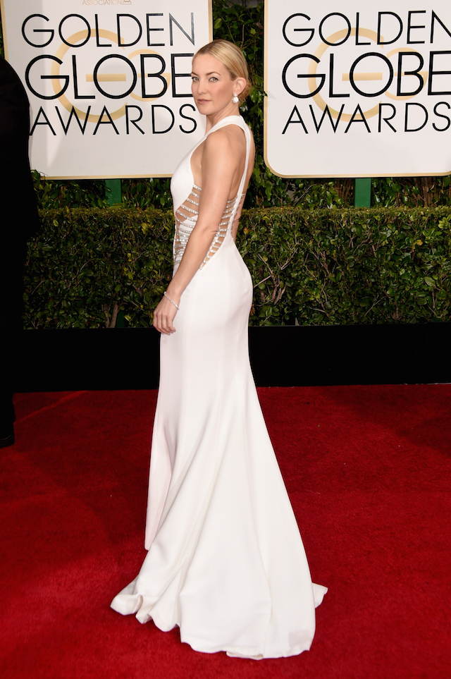 """Golden Globe Awards - 2015"": red carpet (12 foto)"