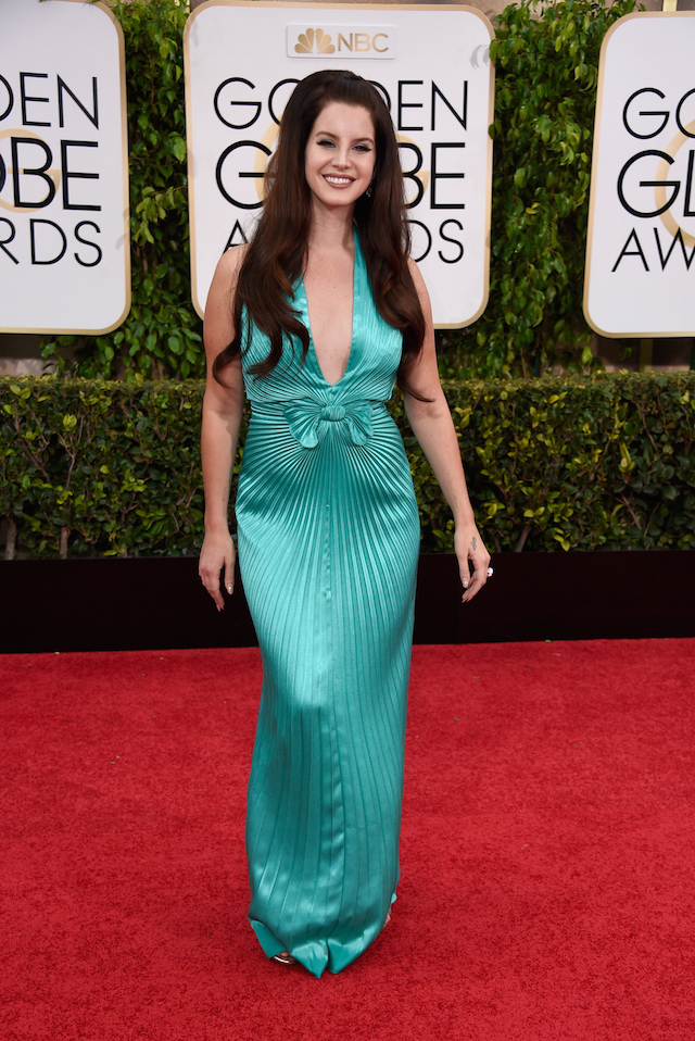 """Golden Globe Awards - 2015"": red carpet (11 foto)"
