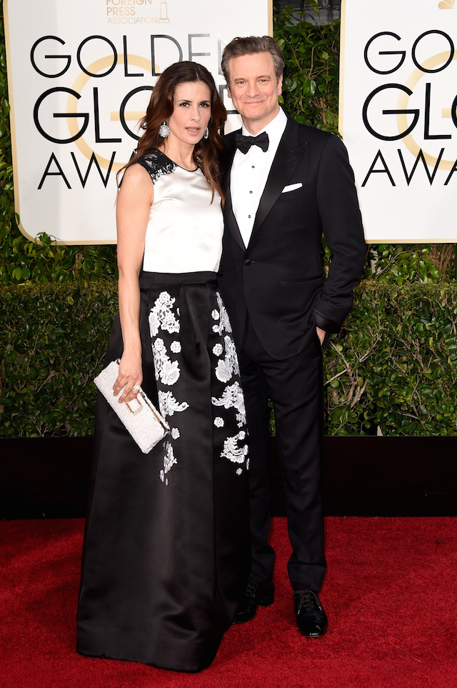"""Golden Globe Awards - 2015"": tappeto rosso (foto 1)"