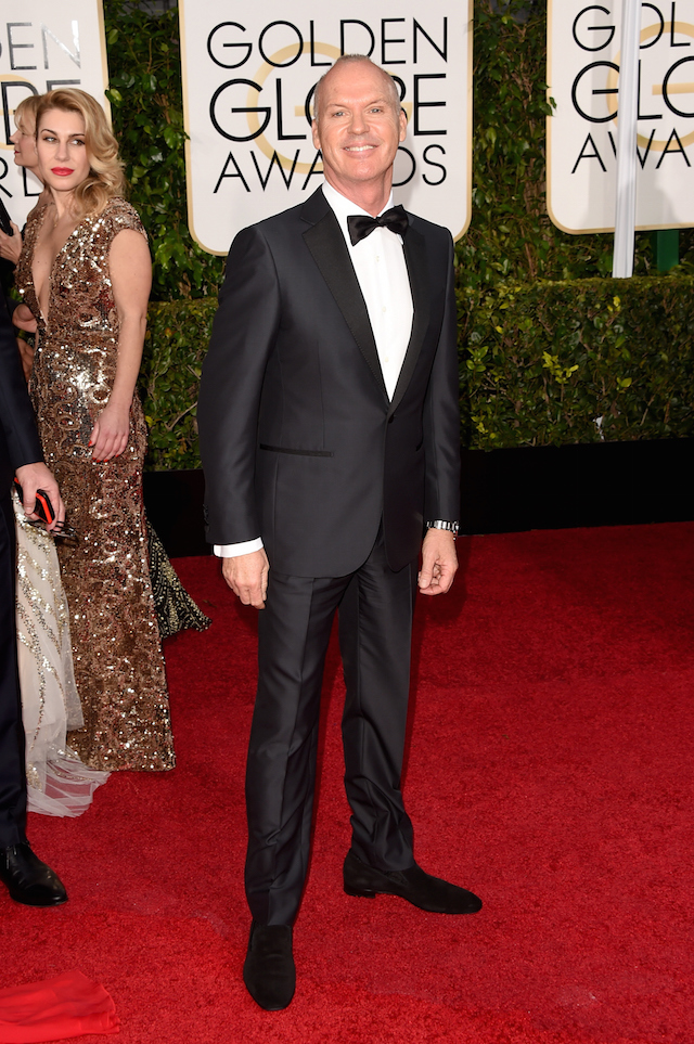 """Golden Globe Awards - 2015"": red carpet (10 foto)"