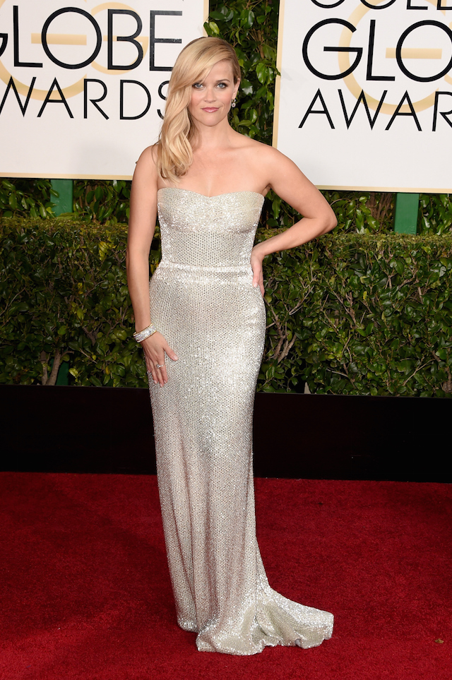 """Golden Globe Awards - 2015"": tappeto rosso (foto 5)"