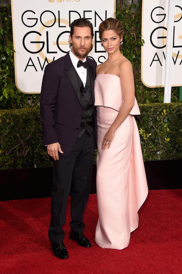 """Golden Globe Awards - 2015"": red carpet (22 foto)"