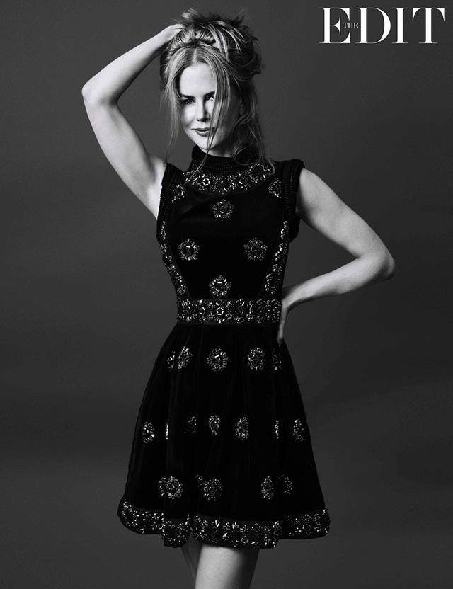 Nicole Kidman in shooting The Edit (photo 3)