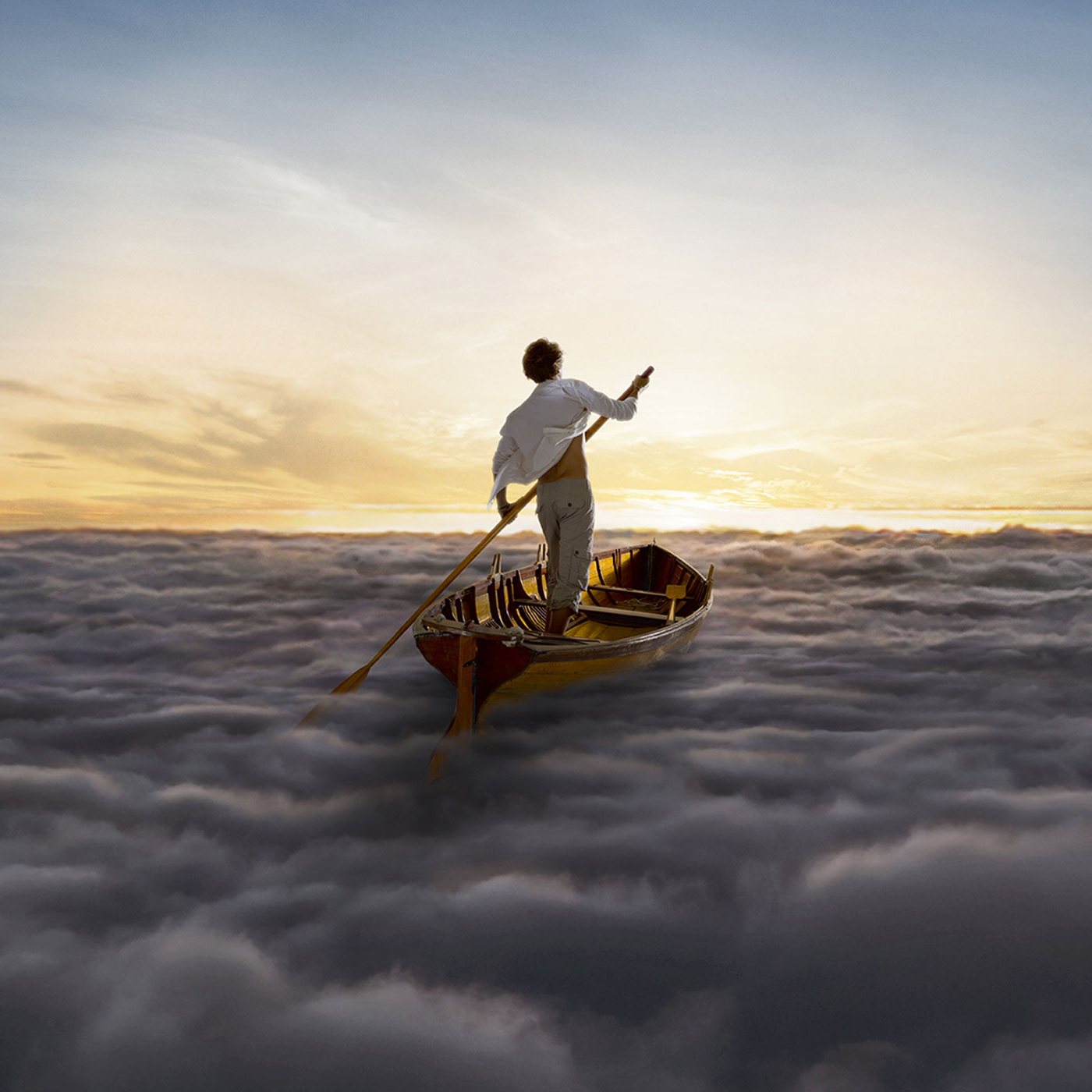 "Pink Floyd — ""The Endless River"""