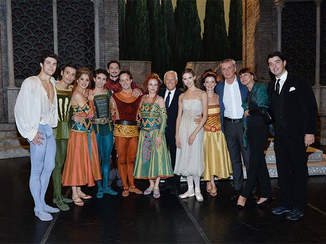 """Премьера балета """"Ромео и Джульетта"""" в La Scala (фото 1)"""