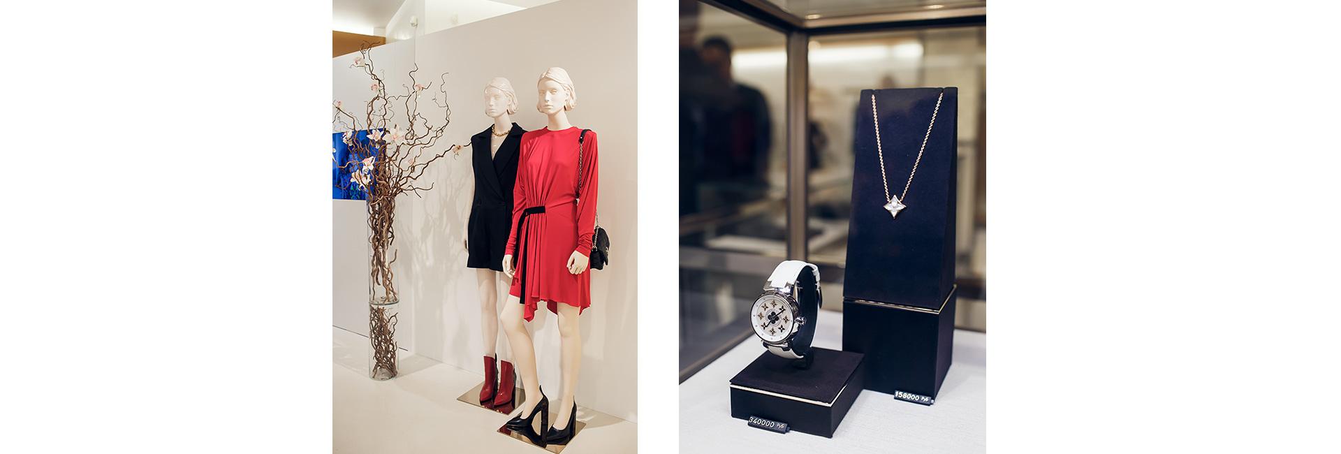 В Москве прошла вечеринка Louis Vuitton (фото 8)