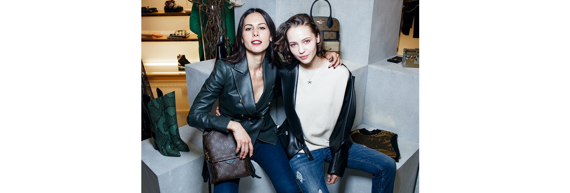 В Москве прошла вечеринка Louis Vuitton (фото 4)