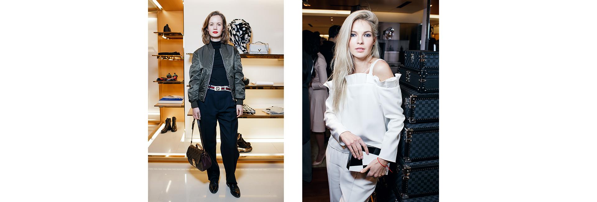 В Москве прошла вечеринка Louis Vuitton (фото 5)