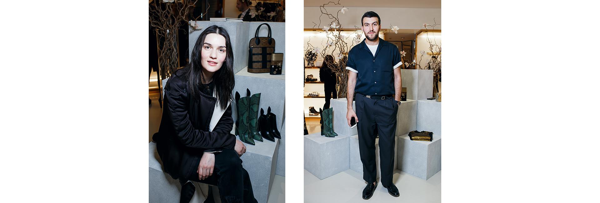 В Москве прошла вечеринка Louis Vuitton (фото 6)