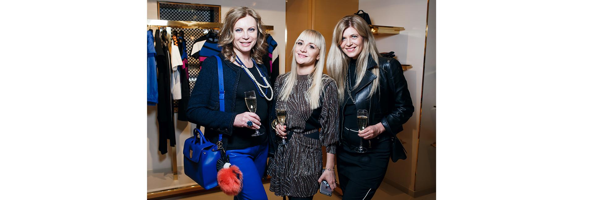 В Москве прошла вечеринка Louis Vuitton (фото 2)