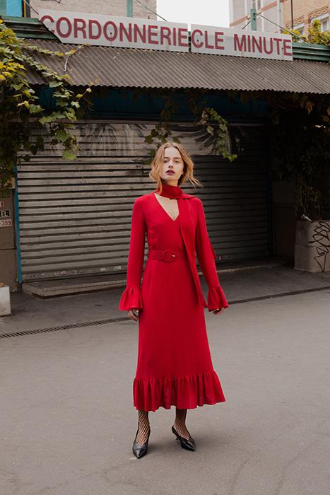 Что носить в 2017 году: коллекции российских дизайнеров (фото 3)