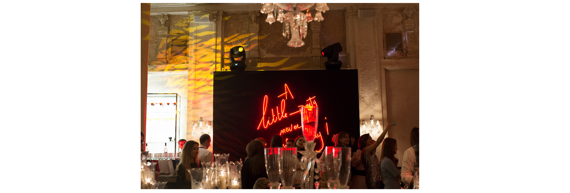 Презентация ароматов By Kilian в Cristal Room Baccarat (фото 17)
