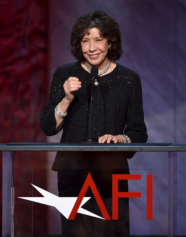 Кто пришел поздравить Стива Мартина с премией AFI Life Achievement Award (фото 8)