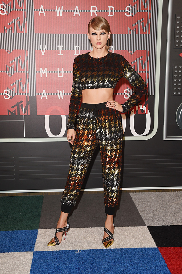 MTV Video Music Awards — 2015: победители и гости красной дорожки (фото 4)
