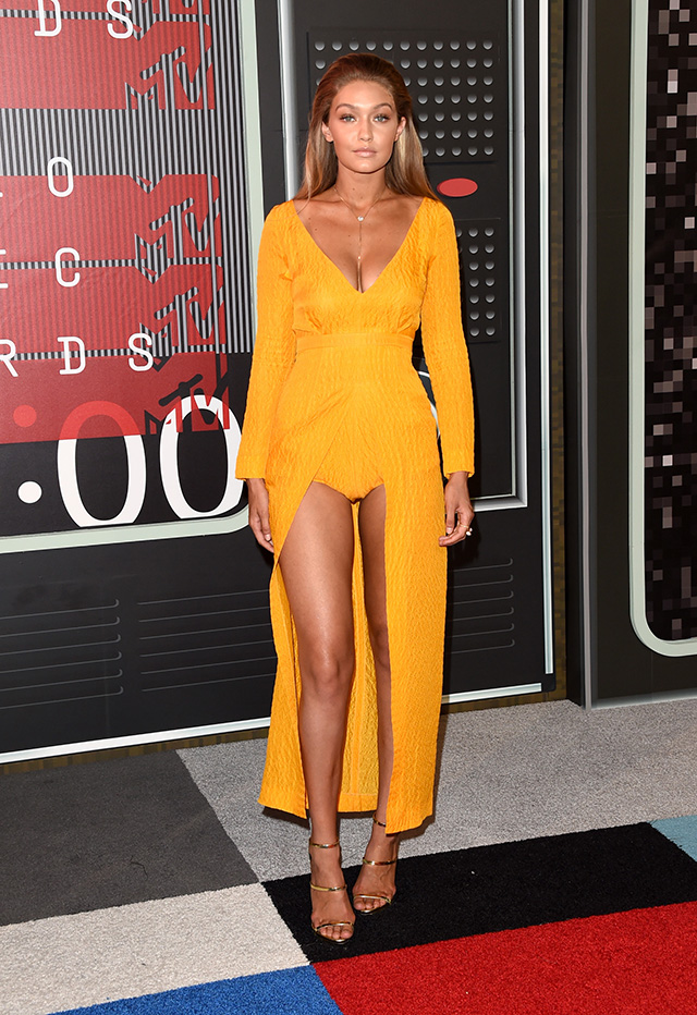 MTV Video Music Awards — 2015: победители и гости красной дорожки (фото 5)
