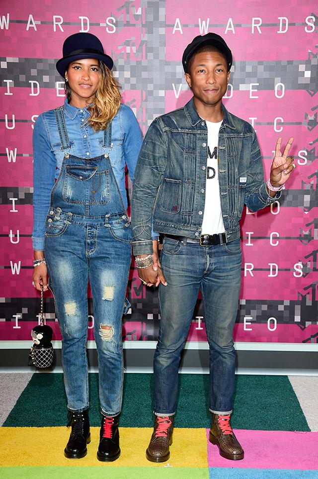 MTV Video Music Awards — 2015: победители и гости красной дорожки (фото 7)