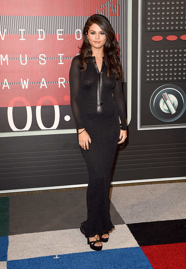 MTV Video Music Awards — 2015: победители и гости красной дорожки (фото 14)