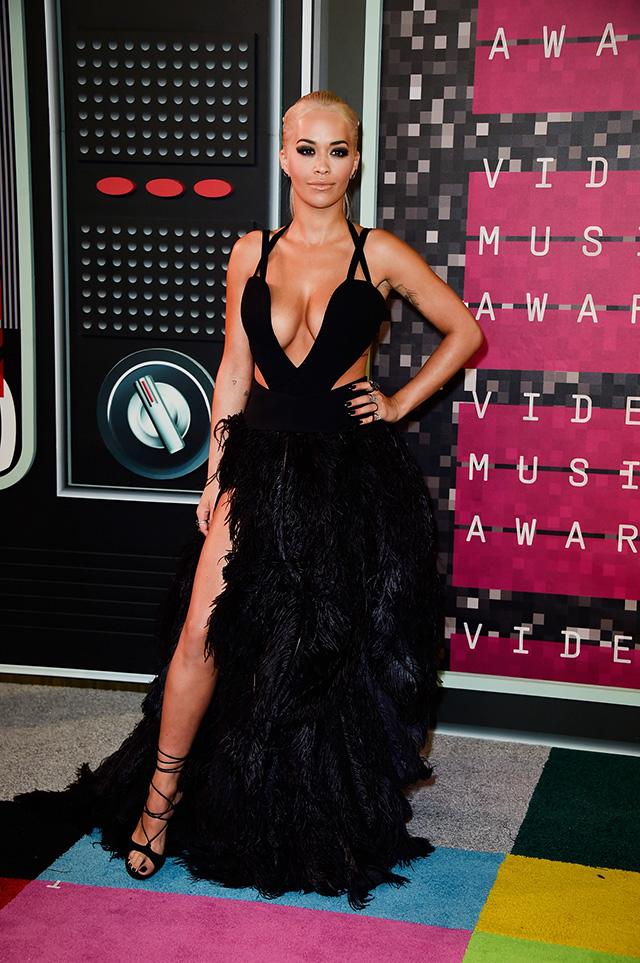 MTV Video Music Awards — 2015: победители и гости красной дорожки (фото 11)